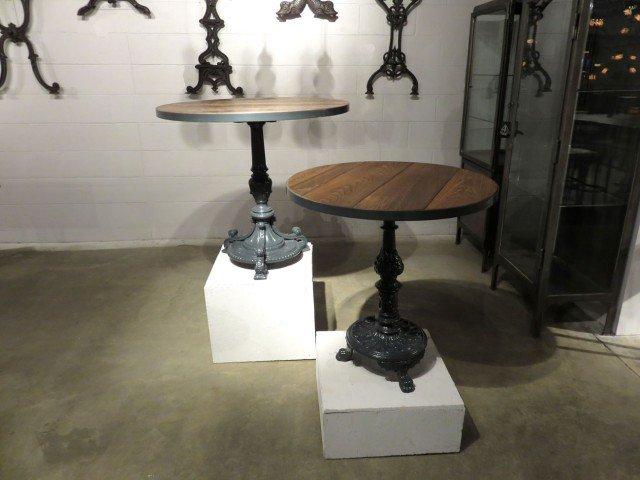 Vintage Bistro Table