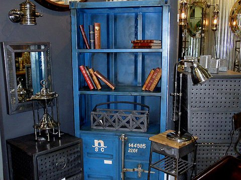 Hudson Goods Blog: Vintage Industrial Furniture » industrial metal