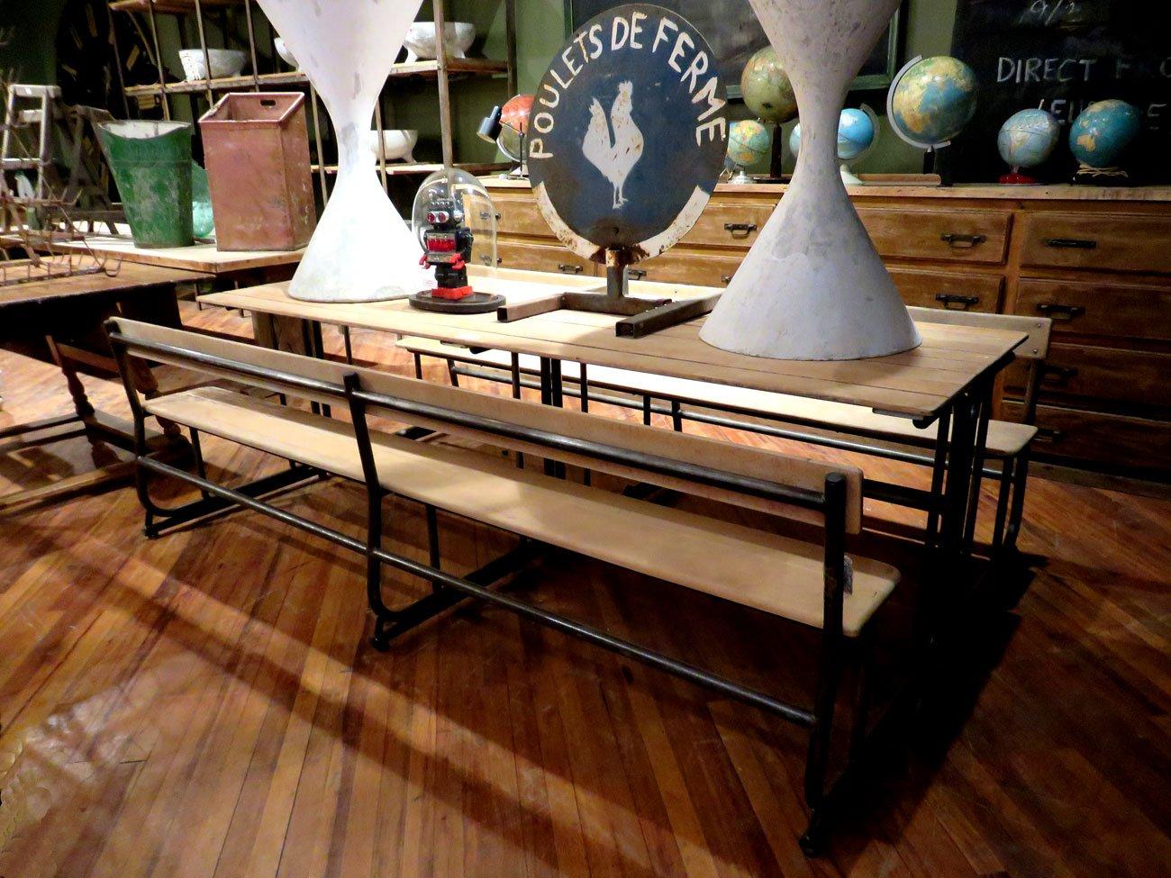 Communal Dining Table - Hudson Goods