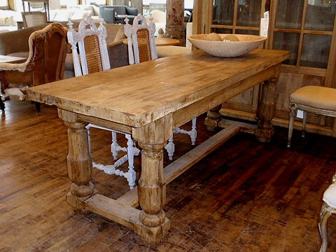 Reclaimed Wood Dining Table Hudson Goods Blog