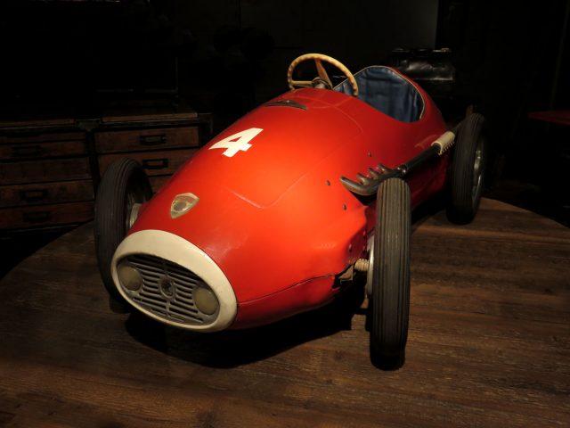 Vintage Toy Car Pedal Car