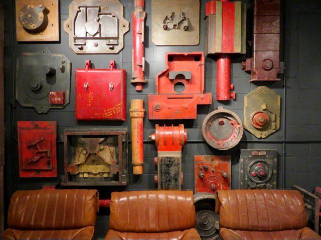 Industrial Metal Wall Art