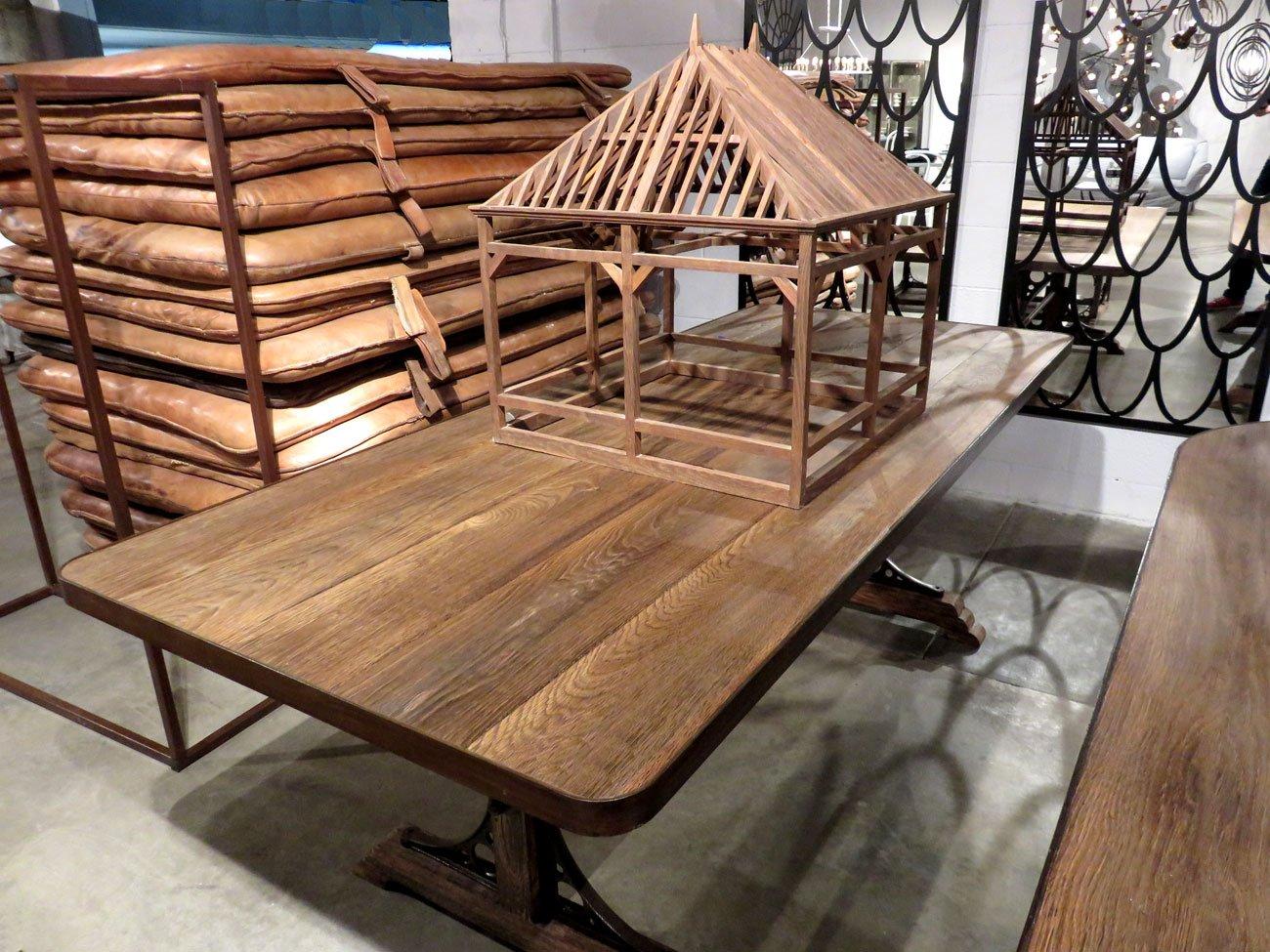 Marvelous Stickley Oak Dining Table Hudson Goods Blog Lamtechconsult Wood Chair Design Ideas Lamtechconsultcom