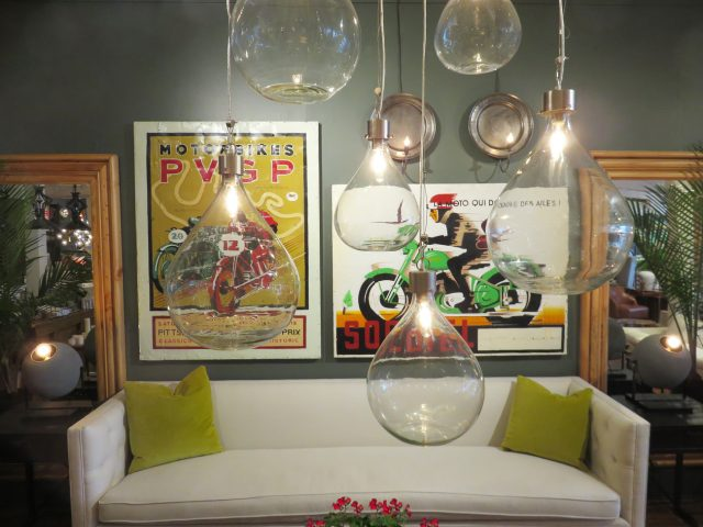 Vintage Motocross Wall Paintings