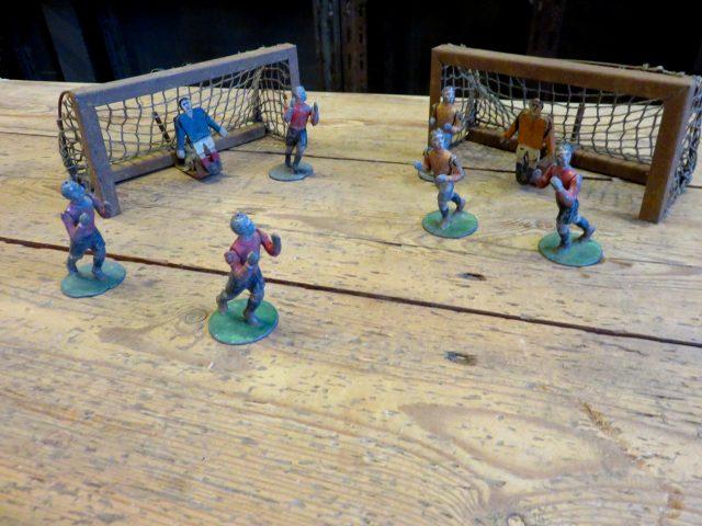 Vintage Soccer Action Figures