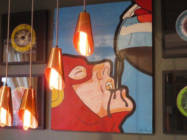 Cup Caffeine Wall Art