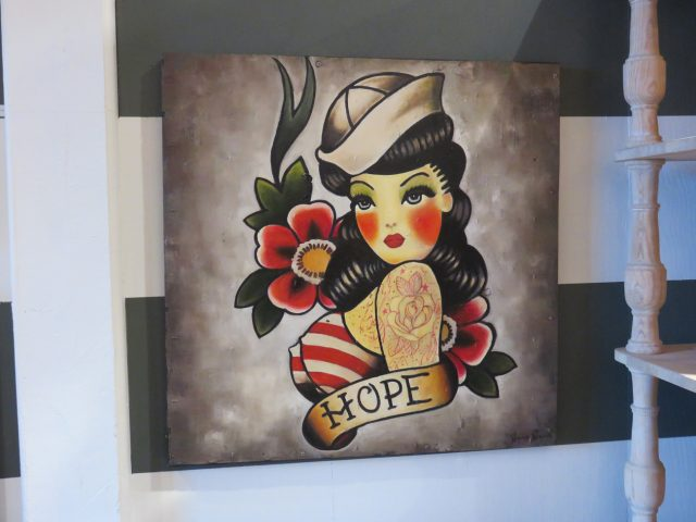 Sailor Jerry Tattoo Artwork