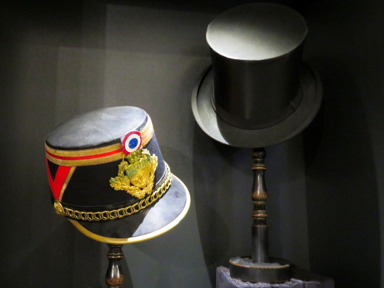vintage top hat