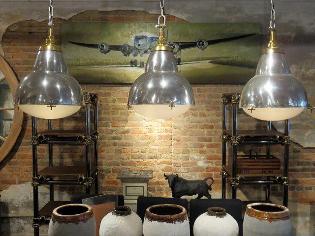 Vintage Style Industrial Pendants