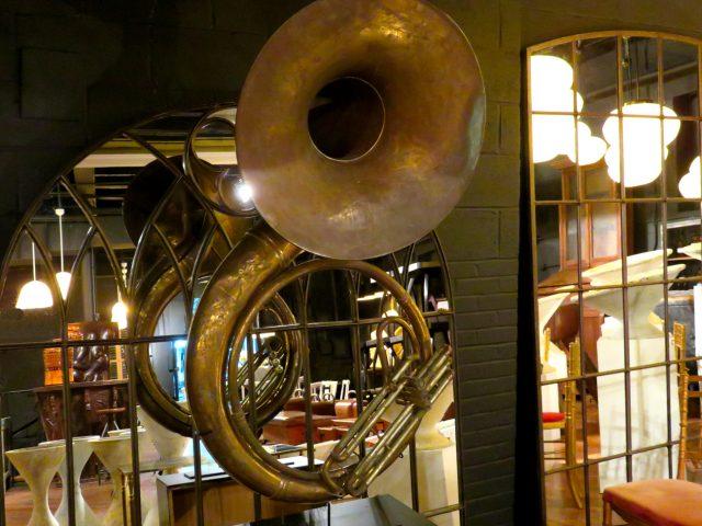 Vintage Brass Tuba