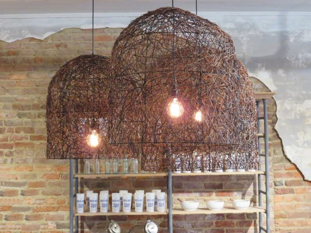 Real Natural Branch Chandeliers