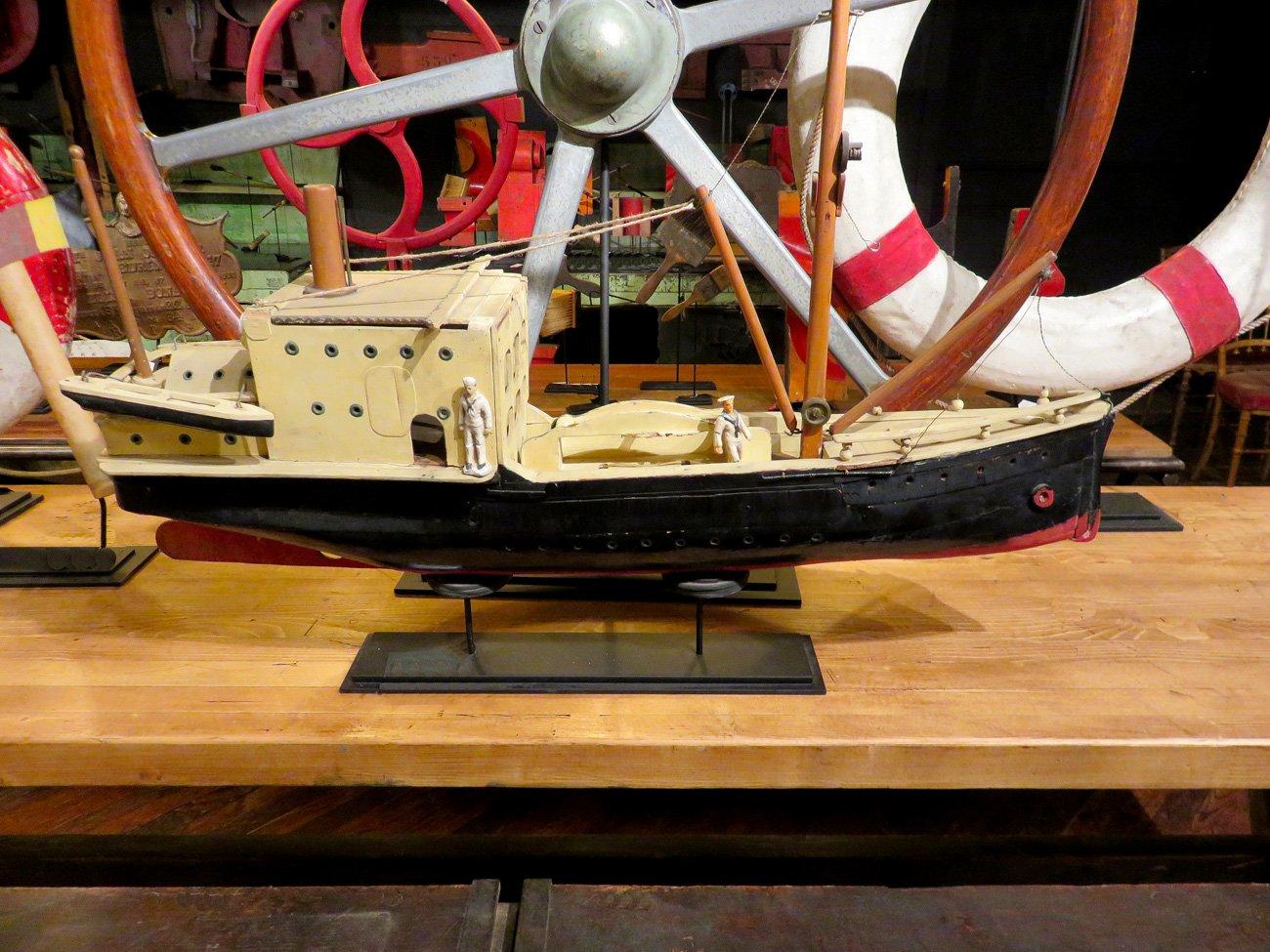 Vintage Wood Boats 110
